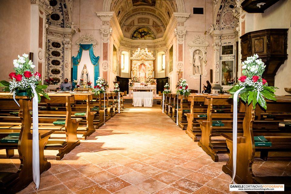 Costo fiori per Matrimonio a Bergamo