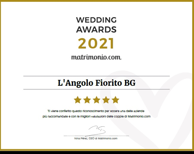 Fiori Matrimonio Bergamo